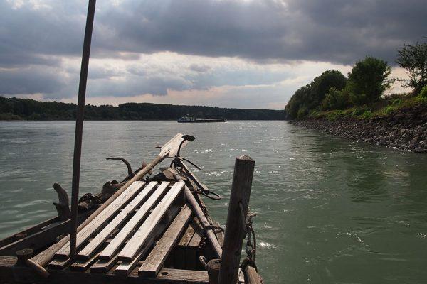 Tschaikenfahrt auf der Donau © Wolfgang Muhr