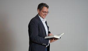 Verlagsgründer Alfred Schierer © Sandra Flicker